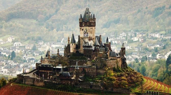 4 от най-великите замъци на Германия