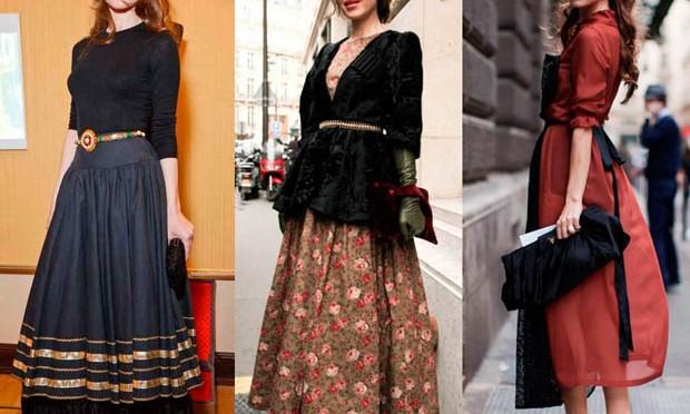 Изборът на дрехи за големи жени