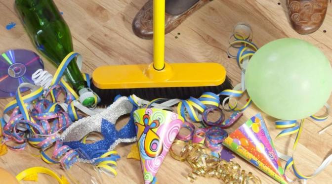 Полезни навици за тези, които мразят почистването