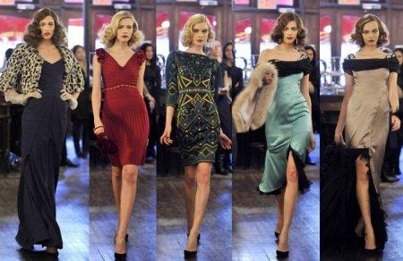 Ретро стил – тънкости в аранжирането Винтидж дрехи